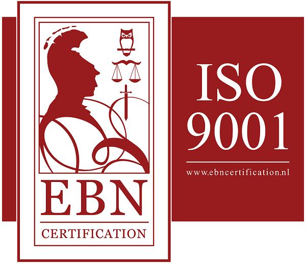 ISO9001 boomtravel.nl